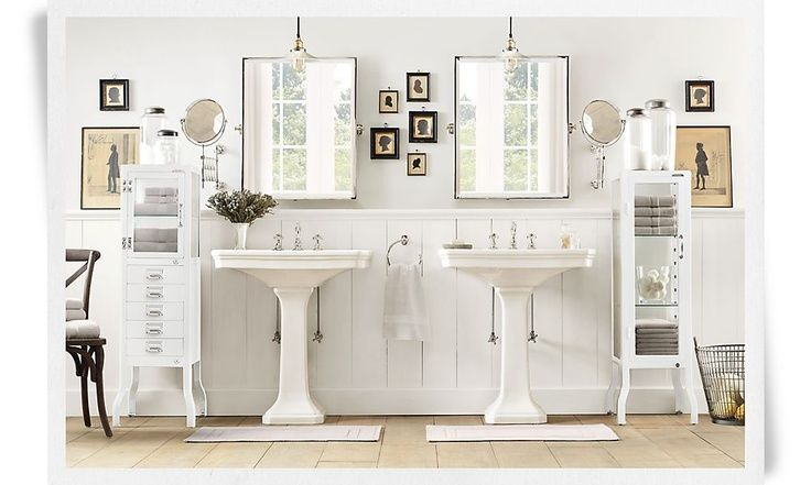 Pin By Jackie Leung On Pedestal Sinks Double Pedestal