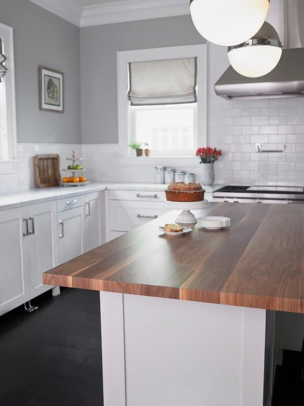 20 Budget Kitchen Countertop Ideas