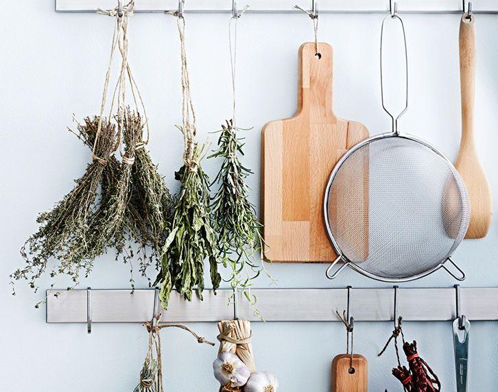 Die besten 25+ Küchendeko kräuter Ideen auf Pinterest Küche deko - tuersysteme kuechenoberschraenke platzsparend