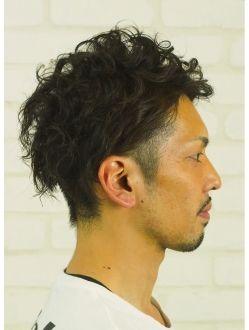 メンズレオ(men's LEO) 【モテヘアスタイル】 セクシーウエーブてきな~パーマ