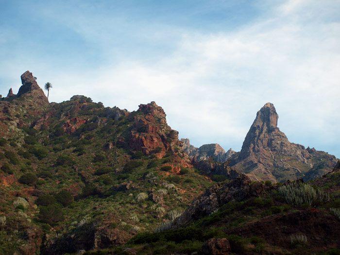 Senderismo Tenerife: El barranco de Afur