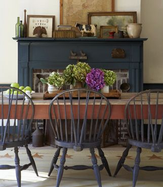 windsor dining room chairs | High Street Market: A Lesson On Windsor Chairs