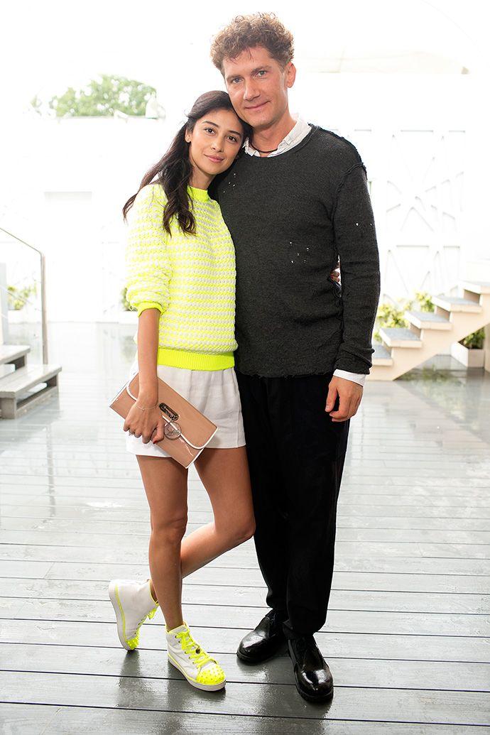 Ravshana Kurkova e Ilya Bachurin