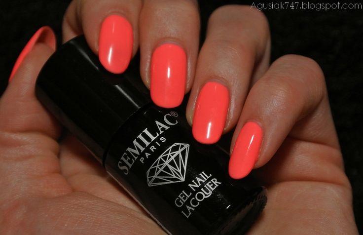 Semilac Pink Rosa UV Nahellack