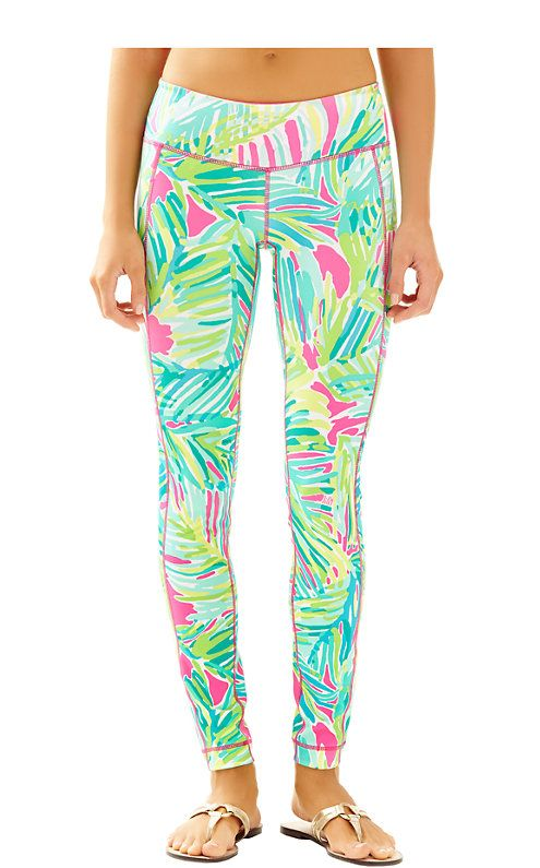 size S - Luxletic Weekender Legging - Lilly Pulitzer