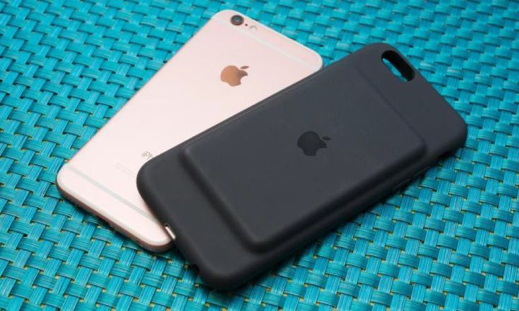 Amazon just gave Apple's official Smart Battery case a sweet discount