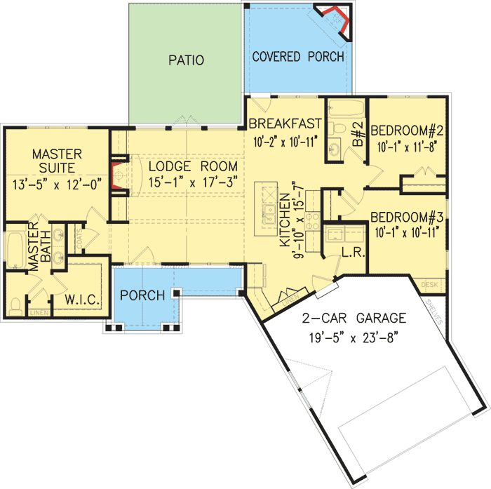 181 best house plans images on pinterest for Cost efficient home designs