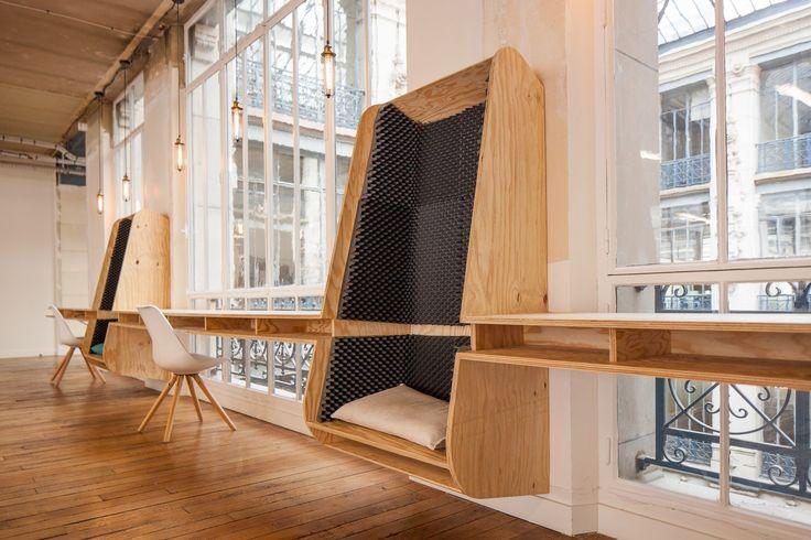 Gallery of Talent.IO Office / Vincent & Gloria Architectes - 7