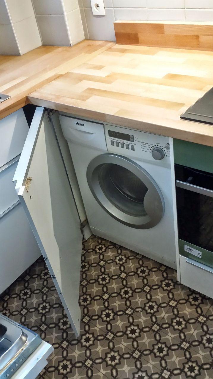 lave linge meuble lave vaisselle