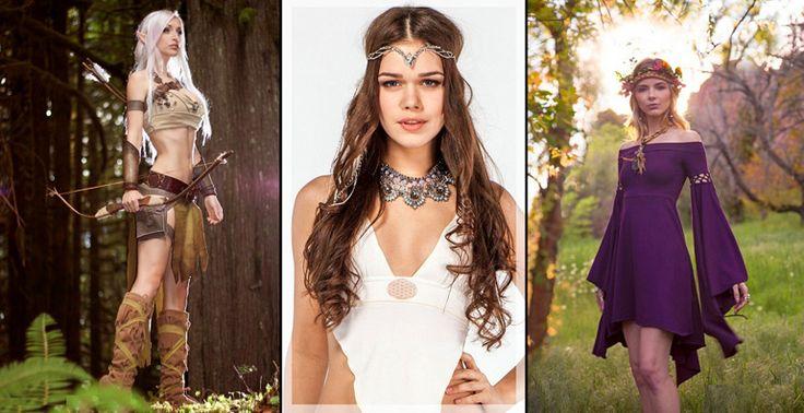 Как создать оргинальный костюм эльфа на хеллоуин, читайте здесь: http://indiastyle.ru/articles/elfijskij-kostyum-hellouin