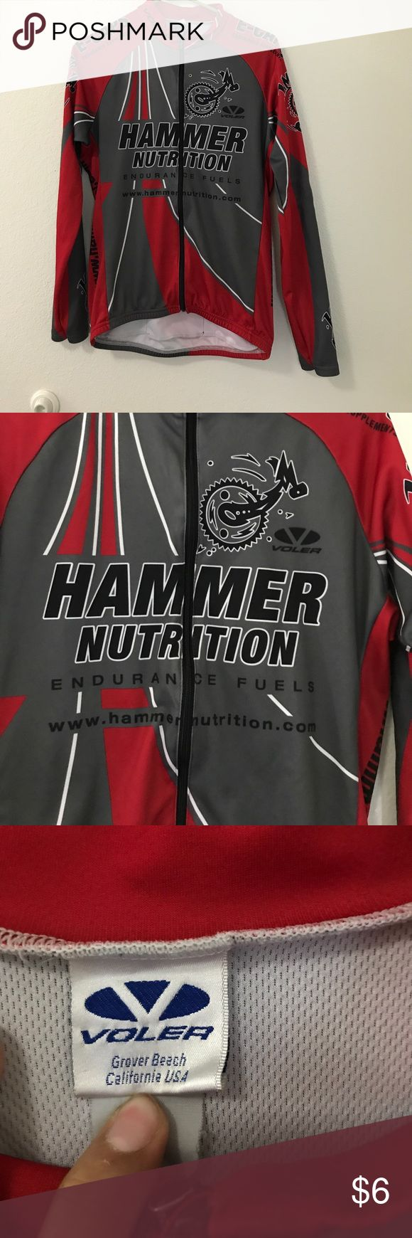 Motocross racing shirt size M Men's motocross shirt size medium voler Jackets & Coats