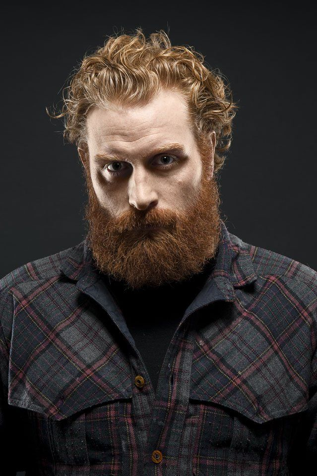 Kristofer Hivju / Tormund Giantsbane in Game of Thrones