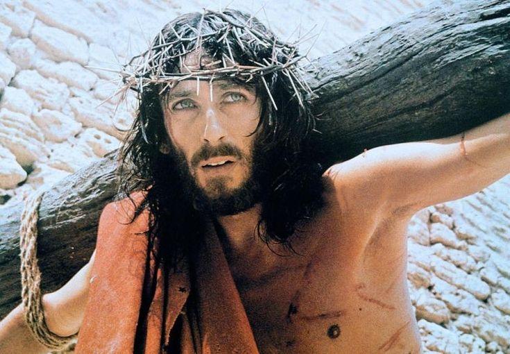 Robert Powell, Jesus von Nazareth (1), Jesus von Nazareth, Jesus von Nazareth (4), Jesus von Nazareth (2), Jesus von Nazareth (3)