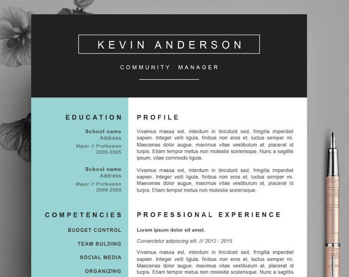 7 best resume images on Pinterest Cover letters, 50th and Big words - perfect phrases for resumes