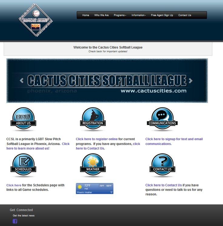 Cactus Cities Softball