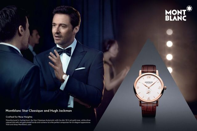 Montblanc ADV Campaign with Hugh Jackman. See more at: http://www.bookmoda.com/?p=13379 #montblanc #advcampaign #hughjackman #man #style #look @montblanc