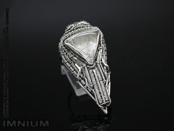 21 best Wire Wrapping images on Pinterest   Wire jewelry, Wire ...