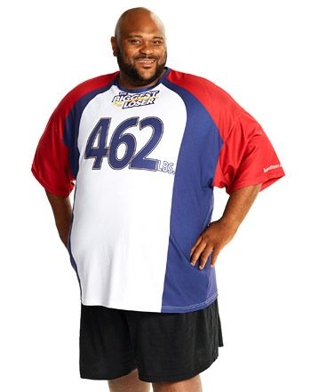 Ruben Studdard Weighs 462 Lbs. on The Biggest Loser: Jillian Michaels Begs to Wax Him