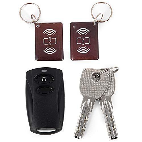 Happybuy 4 in 1 Keyless Digital Door Lock Unlock with Remote