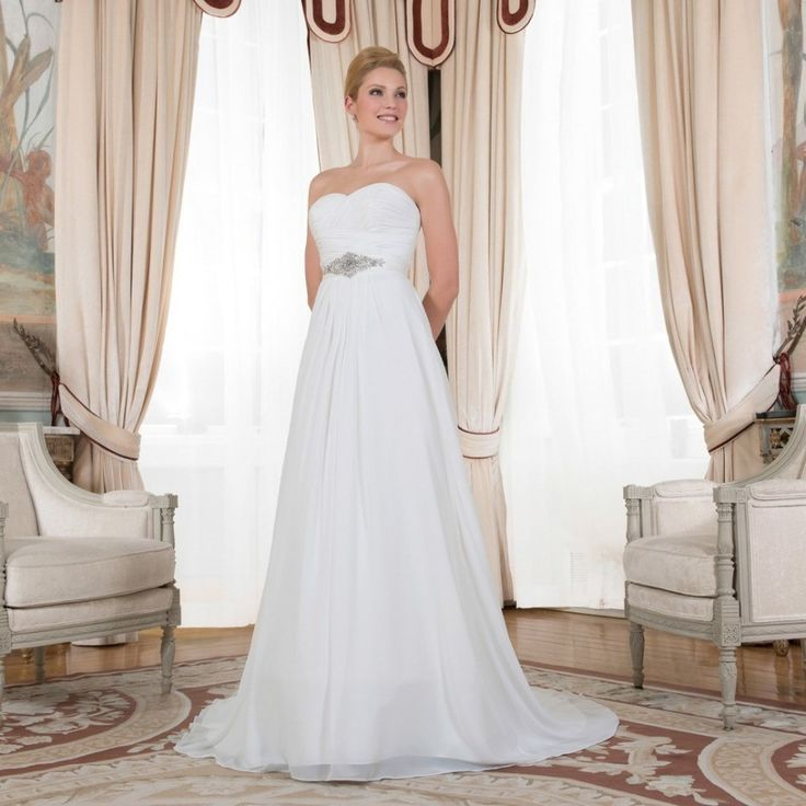 Here is a sneak peak at what's new and fresh at Costbuys today Alice In big Disc... see for yourself and don't ever doubt again http://www.costbuys.com/products/alice-in-big-discount-cheap-chiffon-beading-and-sequin-empire-pregnant-white-wedding-dress-sweetheart-vestido-de-noiva?utm_campaign=social_autopilot&utm_source=pin&utm_medium=pin