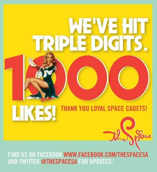 Woohooo #TheSpace #Facebook