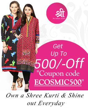 Embrace the real essence of #Indian #Ethnicity with #casual and 3office wear #Shree #kurtis