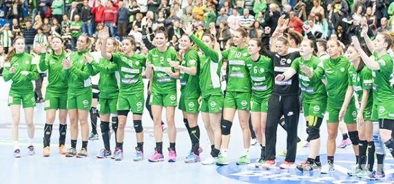 Épülő csapat - A következő szezonban is tovább épül és erősödik női kézilabda-csapatunk.