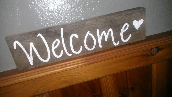 http://www.Facebook.com/BarnwoodByNicole - for custom Barnwood signs, wedding, & home decor!
