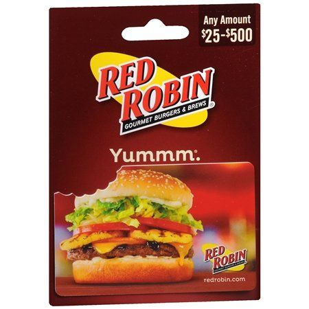 Grand Prize is a $100.00 Red Robin Gift Card - just submit your entry at Classic Heartland to enter any maybe win it!