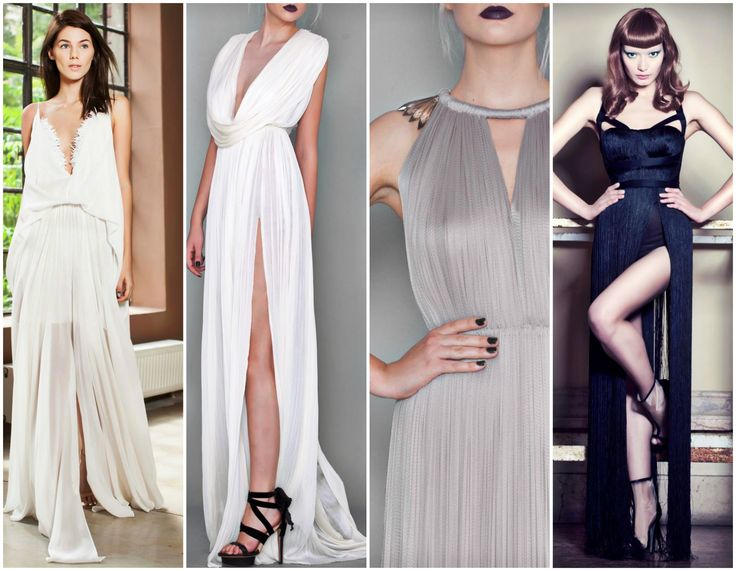 Some of @marialuciahohan24 's beautiful  Dresses  #fabulous #dress #fashion #style #glam ✨ #absolutelyinlove