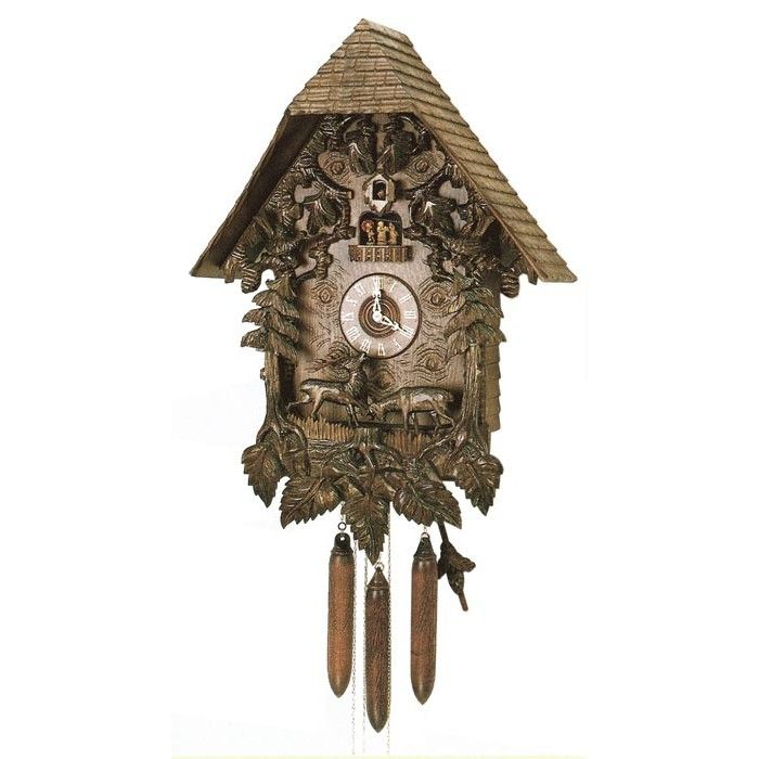 73 best images about cuckoo clocks on pinterest - Funky cuckoo clock ...