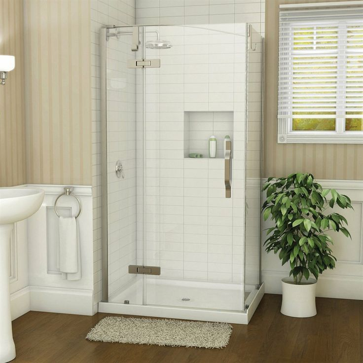 how to find model corner shower