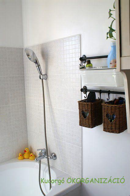 Címke: fürdőszobai rendszerezés | Kucorgó ÖKORGANIZÁCIÓ | 2.