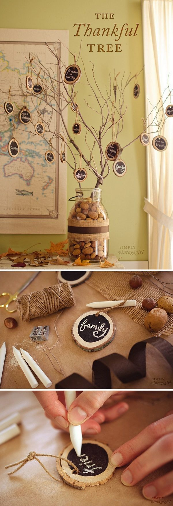 You'd like to decorate your Thanksgiving table, but do not have any idea how? Everyone loves to decorate their homes to prepare for the special occasion and make it more special for the family. Thanksgiving is not only about dinner, it is also about decorating the table and the room to create a pleasant experience.