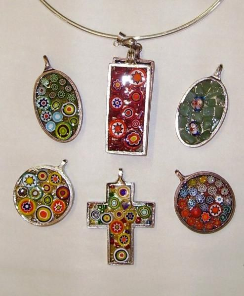 196 best mosaic pendants images on pinterest mosaic mosaic mosaic pendant kit products ladybird crafts aloadofball Choice Image