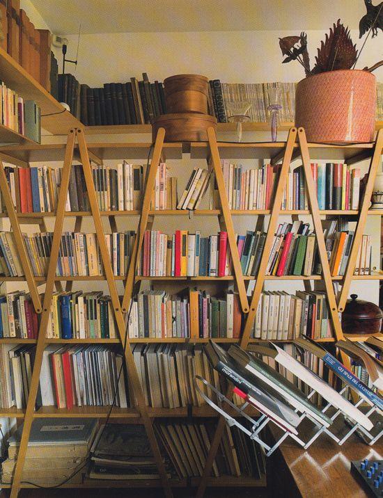 Vico Magistretti, Library