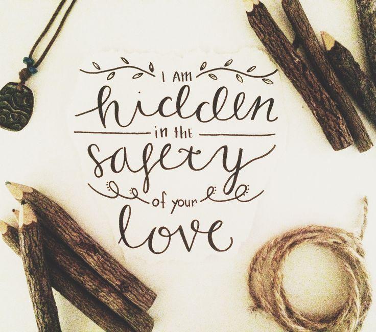 Hidden : United Pursuit   #handlettering #calligraphy #art