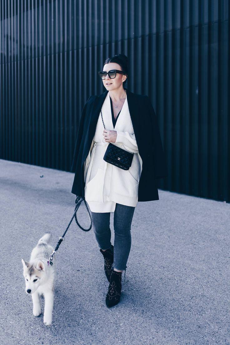 Tipps für das perfekte Übergangsoutfit, Lagenlook Trend, Layering stylen, Zwiebellook Mode, Skinny Jeans, Chanel Wallet on Chain, Fashion Blog, Mode Tipps, www.whoismocca.com