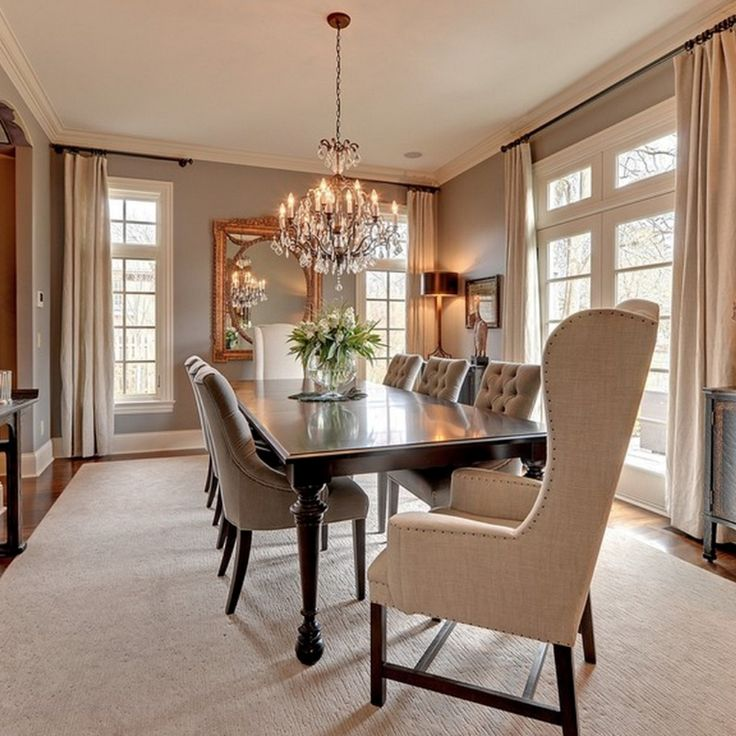 Beautiful Unique Chandeliers Dining Room Design Ideas ...