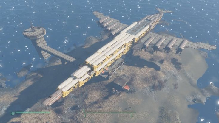 Fallout  Build Water Planes