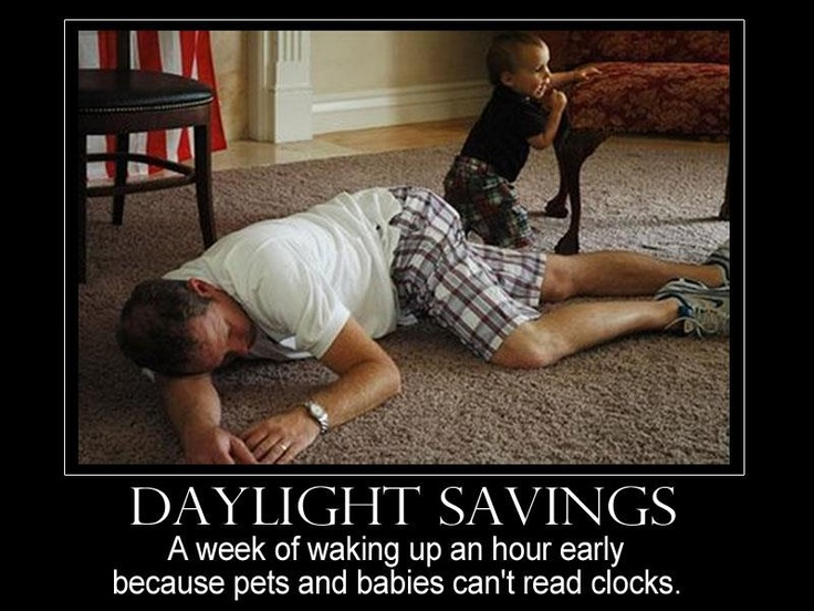 Funny Meme About Daylight Savings : Daylight savings time this is funny pinterest