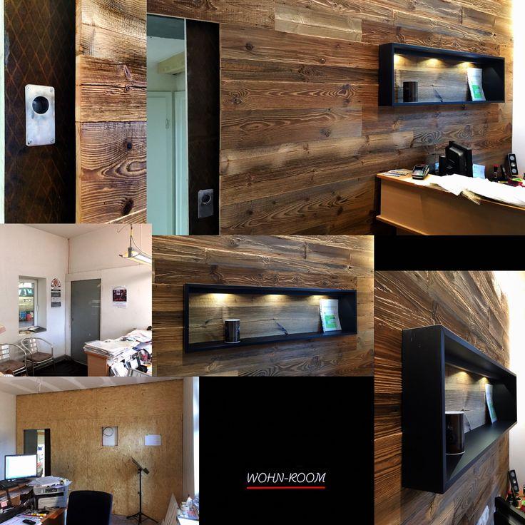 Pin von WOHNROOM GmbH auf Scheunenholz Scheunenholz