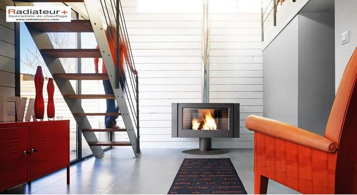 Poêle cheminée Antaya - INVICTA