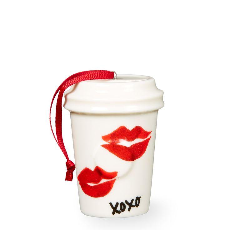58 best Starbucks Ornaments images on Pinterest