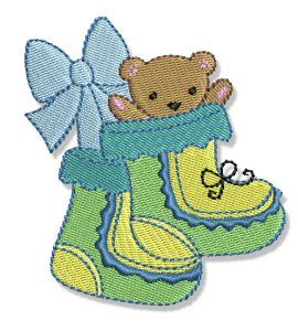 19 Best Images About BABY  EMBROIDERY On Pinterest