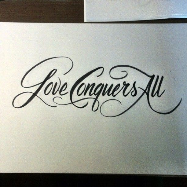 Latin For Love Conquers All 17 Best Ideas About Love Conquers All