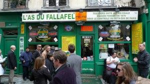 L'As du Fallafel Address: 34 rue des Rosiers, 75004 Nearest transport: St. Paul (1) Hours: Closed Friday dinner and Saturday