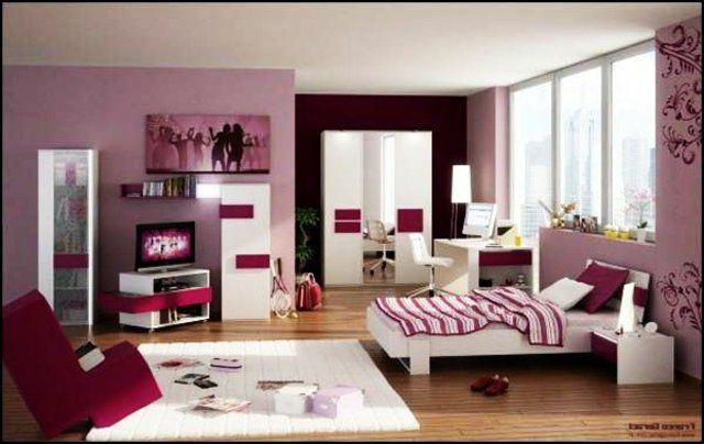 chambre de fille design et moderne