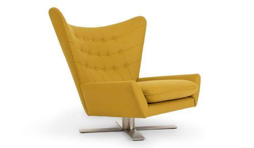 Contemporary swivel armchair LOUIS VIOSKI