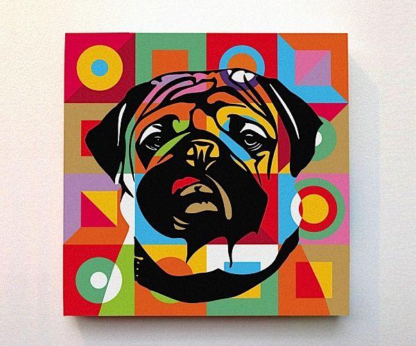 รวมงาน Pop Art ของ Lobo ศิลปินบราซิล